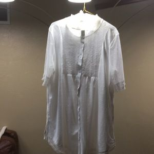Brand New Suzanne Betro Tunic Top